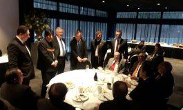 Bolivia presenta alegatos tras desayuno de confraternidad y unidad