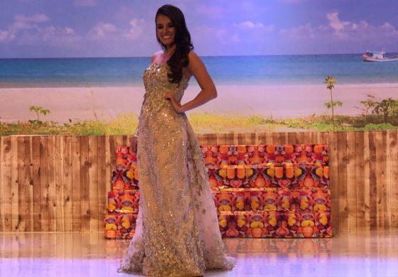 Nicole Perovic finalista del Miss Petite Internacional 2018