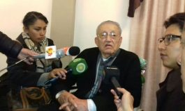 Exdictador Luis García Meza sufre una grave crisis de salud