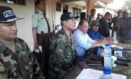 Droga incautada en Beni desata polémica entre el Gobierno y la oposición