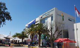 Evo inaugura edificio de YPFB y punto de venta de urea en Tarija