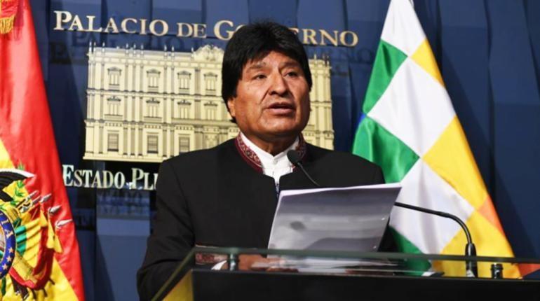 Morales anuncia decreto presidencial de amnistía e indulto que se prevé beneficiará a 2.735 reos