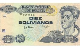 El 10 de abril se lanzará el nuevo billete de 10 bolivianos