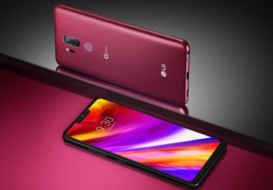 LG vuelve al redil con su LG G7 ThinQ