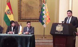 Gonzalo Rodríguez fue posesionado Viceministro de Lucha al Contrabando