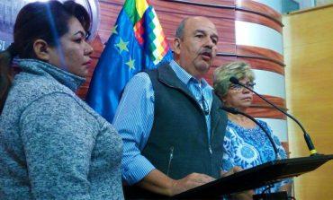 UD manda cartas a OEA para decir que Suxo no es ecuánime