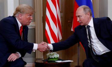 "Cumbre en Helsinki: Donald Trump augura a Vladimir Putin una ""relación extraordinaria"""