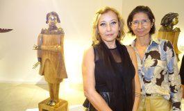 Las musas de García Márquez se exhiben en la Galería de Arte de Los Tajibos