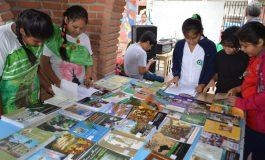 Bibliotecas municipales celebran mes cívico  con actividades recargadas