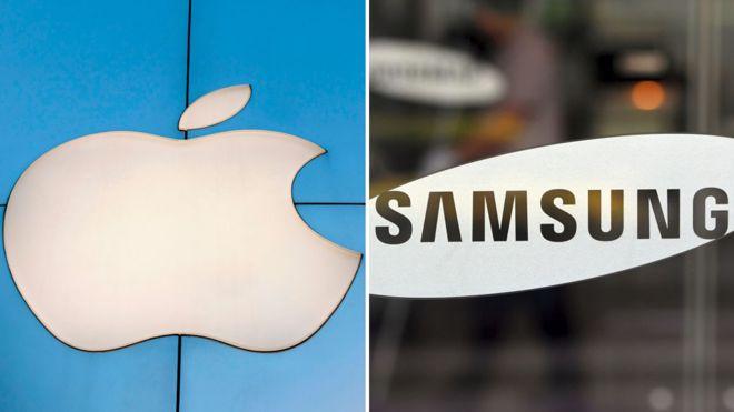 Apple y Samsung: por qué están cayendo las ganancias de estos dos gigantes de los celulares