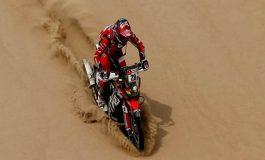Daniel Nosiglia llega segundo en la etapa del Dakar