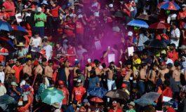 Marcelo Claure pide a la FBF castigar a Wilster y suspender el estadio Félix Capriles