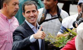 Juan Guaidó parte en caravana rumbo a la frontera con Colombia por la ayuda humanitaria