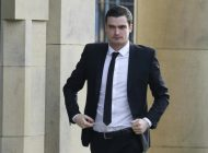 Excarcelaron a Adam Johnson, el futbolista de la Premier League que abusó de una menor de 15 años