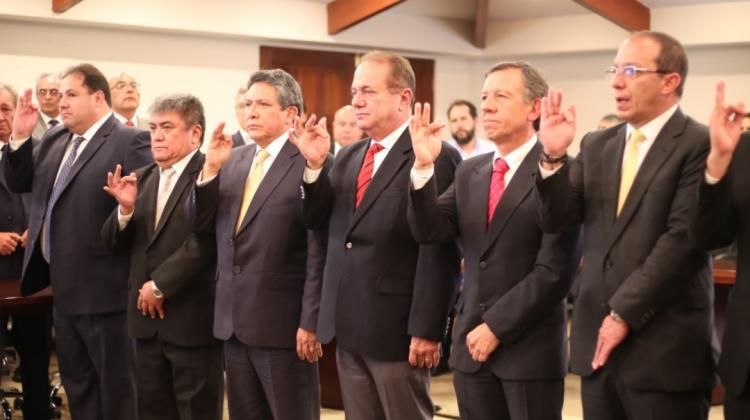 El empresario cruceño Luis Barbery es el nuevo presidente de la CEPB