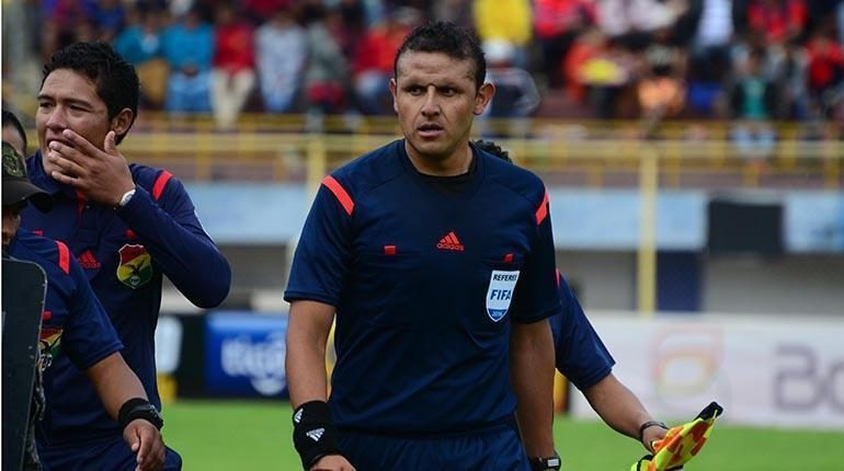 Caso racismo: árbitro Gery Vargas entregó informe confidencial