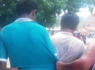 Palos Blancos: Amenazan con linchar a presuntos asesinos