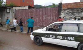 Yacuiba: Envió un audio a su hermana después de matar a su esposa y 4 hijos