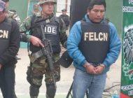 Un sargento de la Policía cae con 125 kilos de droga en Oruro