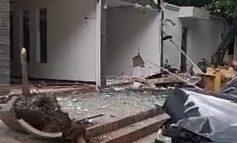 Seis personas resultaron heridas en una explosión en  Equipetrol