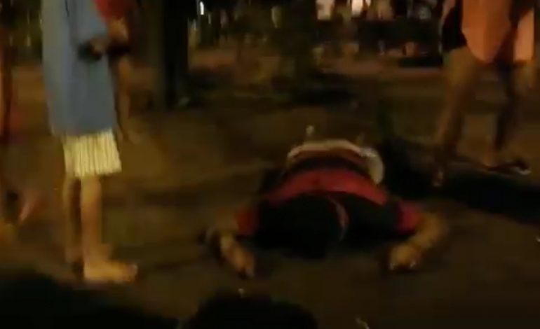 Sicarios matan a tiros a un hombre en San Matías