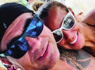 La esposa del capitán investigado tiene antecedentes por narcotráfico y estuvo presa en 2011
