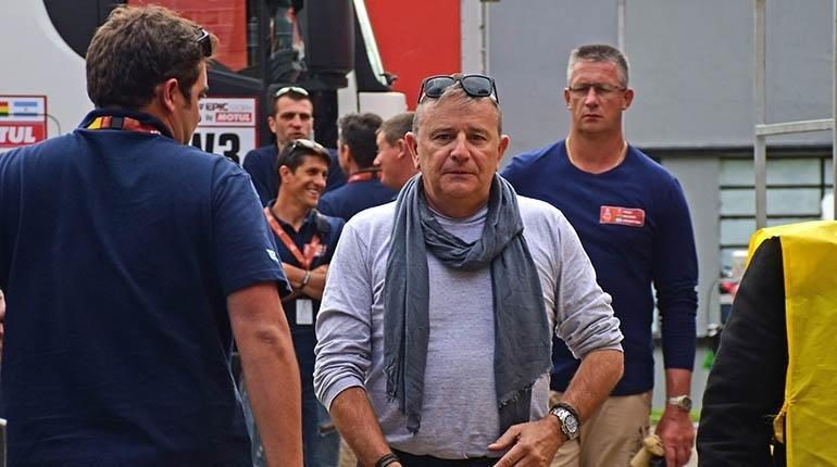 Fiscalía emite orden de aprehensión contra el exdirector del Rally Dakar