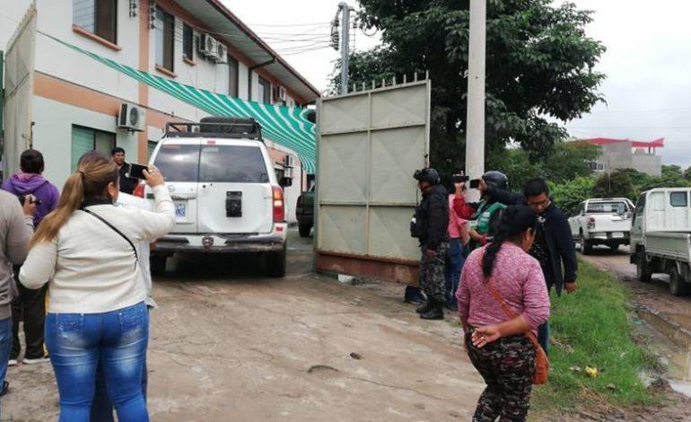 Efectivo de la Felcn muere dentro de las oficinas de Umopar en Bermejo