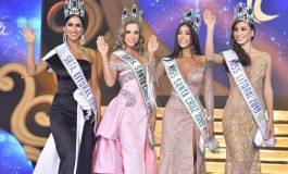 Fabiana Hurtado es Miss Santa Cruz 2019