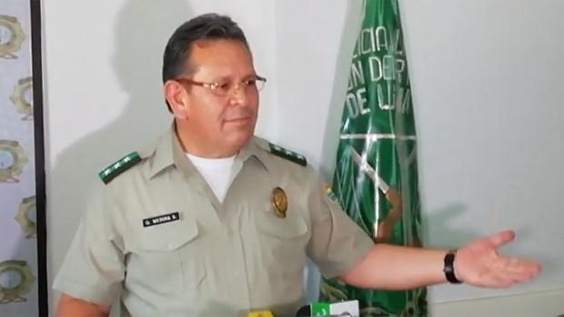 """Medina niega ser """"narco""""; dice que fue a Bahamas por salud"""