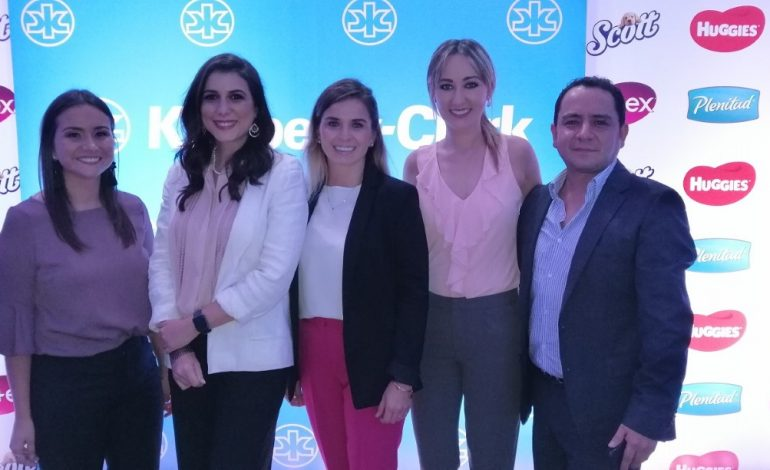 Kimberly-Clark presenta sus lanzamientos e innovaciones para Bolivia