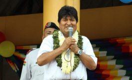 Evo Morales ofrece en Caranavi 'lo que pidan' si votan en un 100% por su reelección