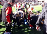 Confirman la muerte del árbitro Víctor Hurtado que dirigía el choque Always-Oriente