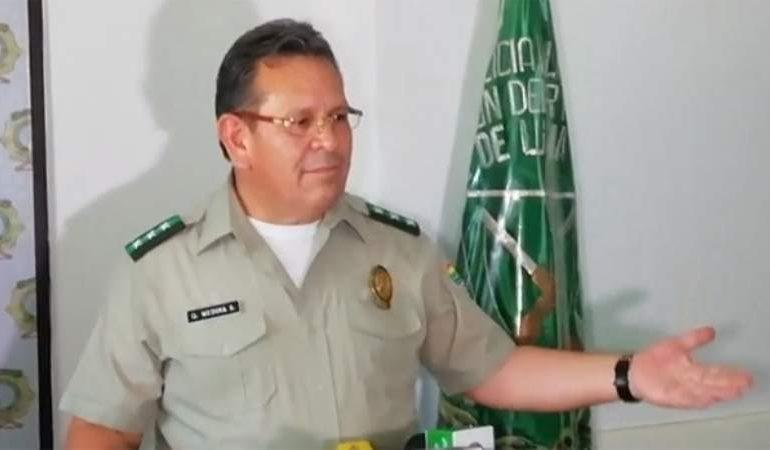 Internan a Gonzalo Medina en La Paz, exjefe policial pide polígrafo y careo