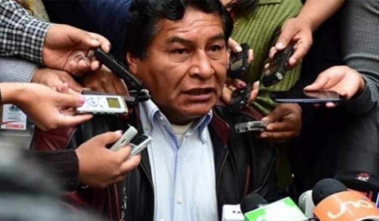 Evo decidió el cambio del 'histórico' viceministro de Descolonización
