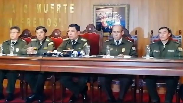 Ruedan cabezas en Policía: Anuncian 26 bajas incluso hasta de generales