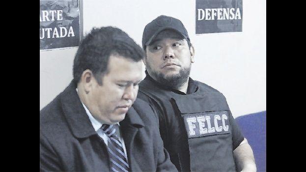 Pedro Montenegro es compañero de pabellón de un 'capo' paraguayo de la marihuana