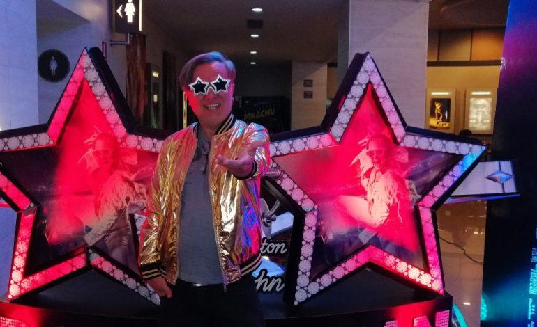 ROCKETMAN, la historia de Elton John llega al cine.