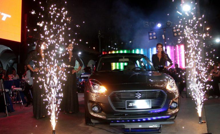 Deslúmbrate con el nuevo Suzuki Swift, el compacto más grande
