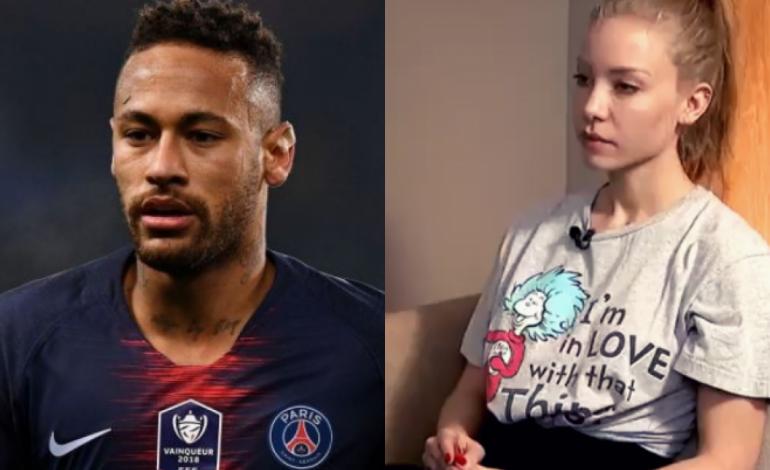 Neymar: Modelo da entrevista y revela que agresión empezó por pedirle que use preservativo
