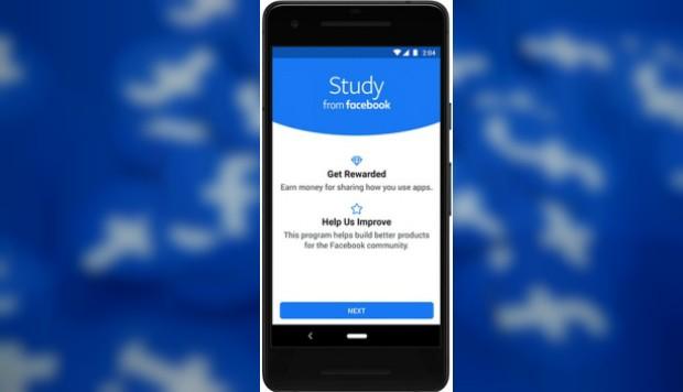Facebook saca una nueva aplicación para pagar a los usuarios por sus datos