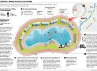 Niño se salvó nadando en la laguna donde murió su padre y un joven