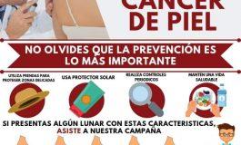 Dermatólogos brindarán atención gratuita para prevenir y detectar el cáncer de piel