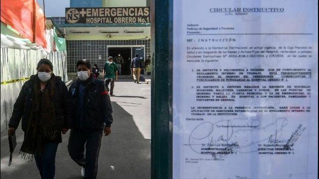 Arenavirus cobra la vida de uno de los médicos internados en La Paz