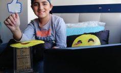 Niño boliviano conquista las redes con experimentos sociales