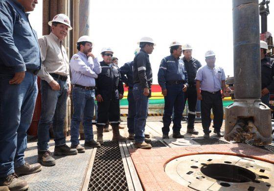 YPFB inicia perforación en Yapacaní para  incrementar reservas de gas