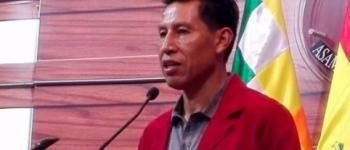 Senador Rodríguez cree que el MAS pretende suspender las elecciones de octubre