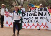 La marcha indígena parte desde San Ignacio de Velasco en defensa de la Chiquitania