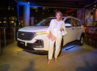La totalmente nueva Chevrolet Captiva llega a Bolivia