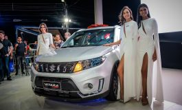 Suzuki lanza su nueva Vitara Turbo con tecnología Boosterjet